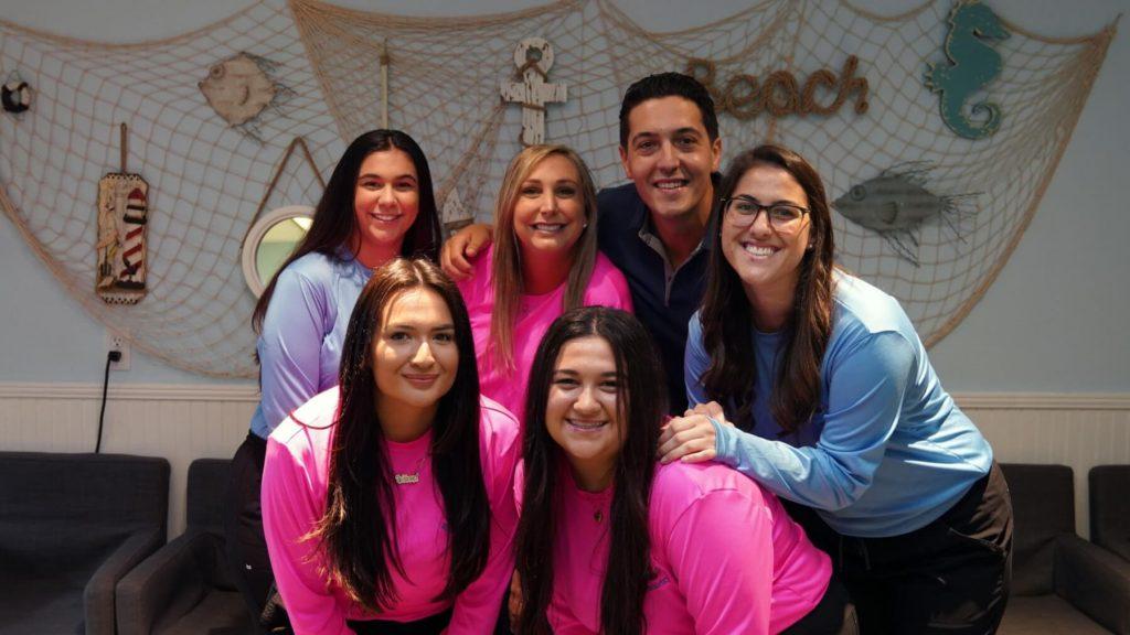 Team photo - Izzy's Kidz Dentistry